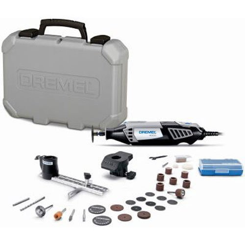 Dremel 4000-2/30 120-Volt Variable Speed Rotary Tool