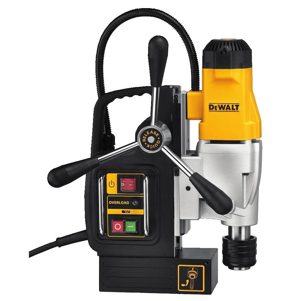 DEWALT DWE1622K 2-Speed Magnetic Drill Press 2-Inch