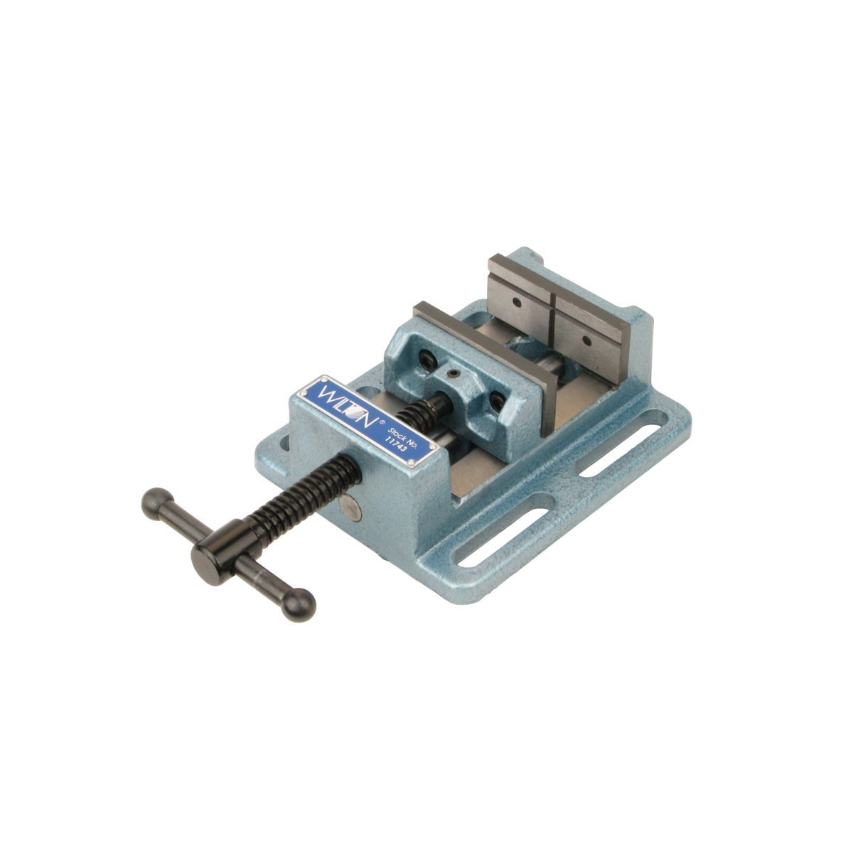 Wilton 11744 4-Inch Low Profile Drill Press Vise