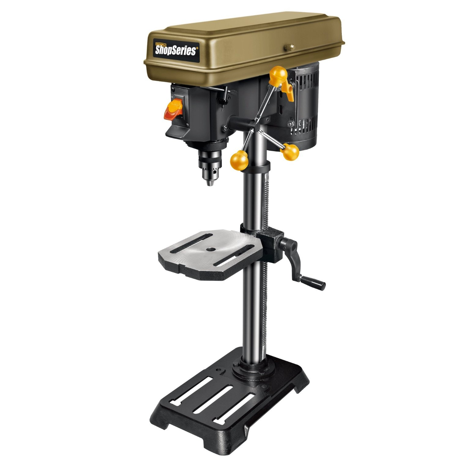 Rockwell RK7033 Shop Series Drill Press Replaces