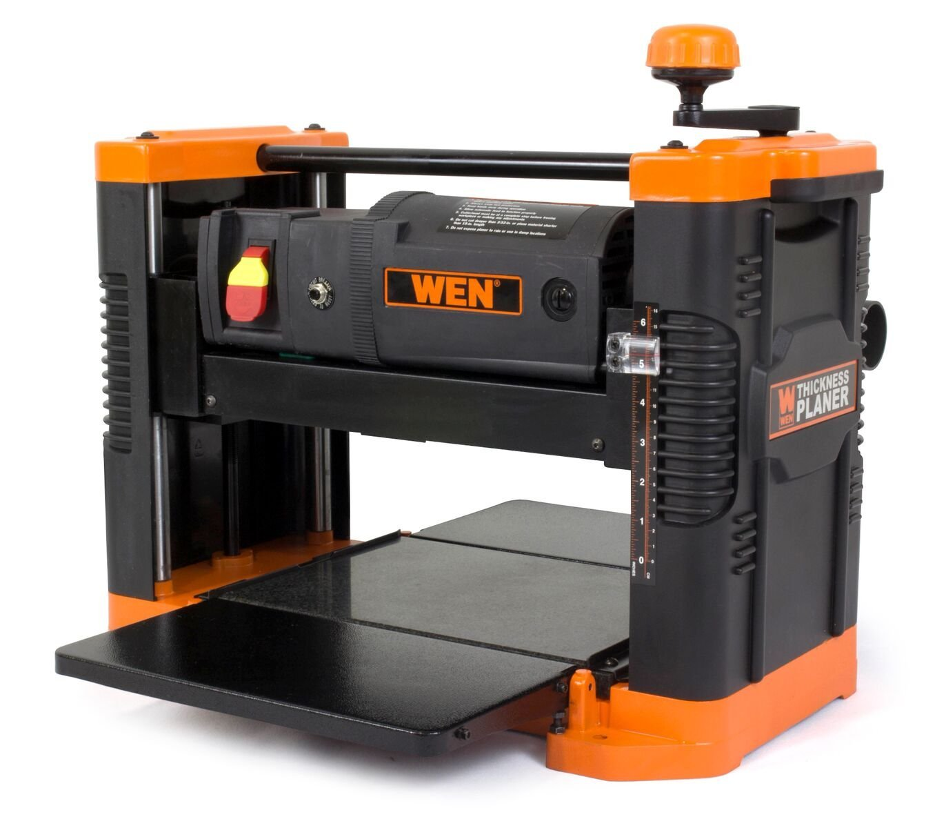WEN 6550 125-Inch 15A Benchtop Thickness Planer with