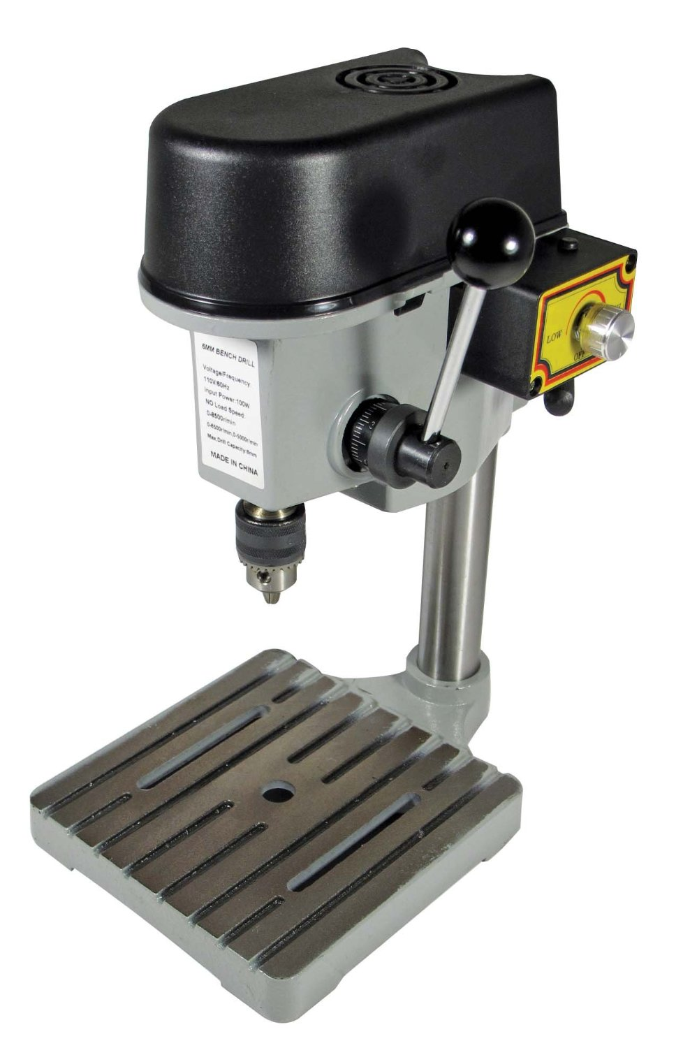 SE 97511MDP 3-Speed Mini Drill Press Bench