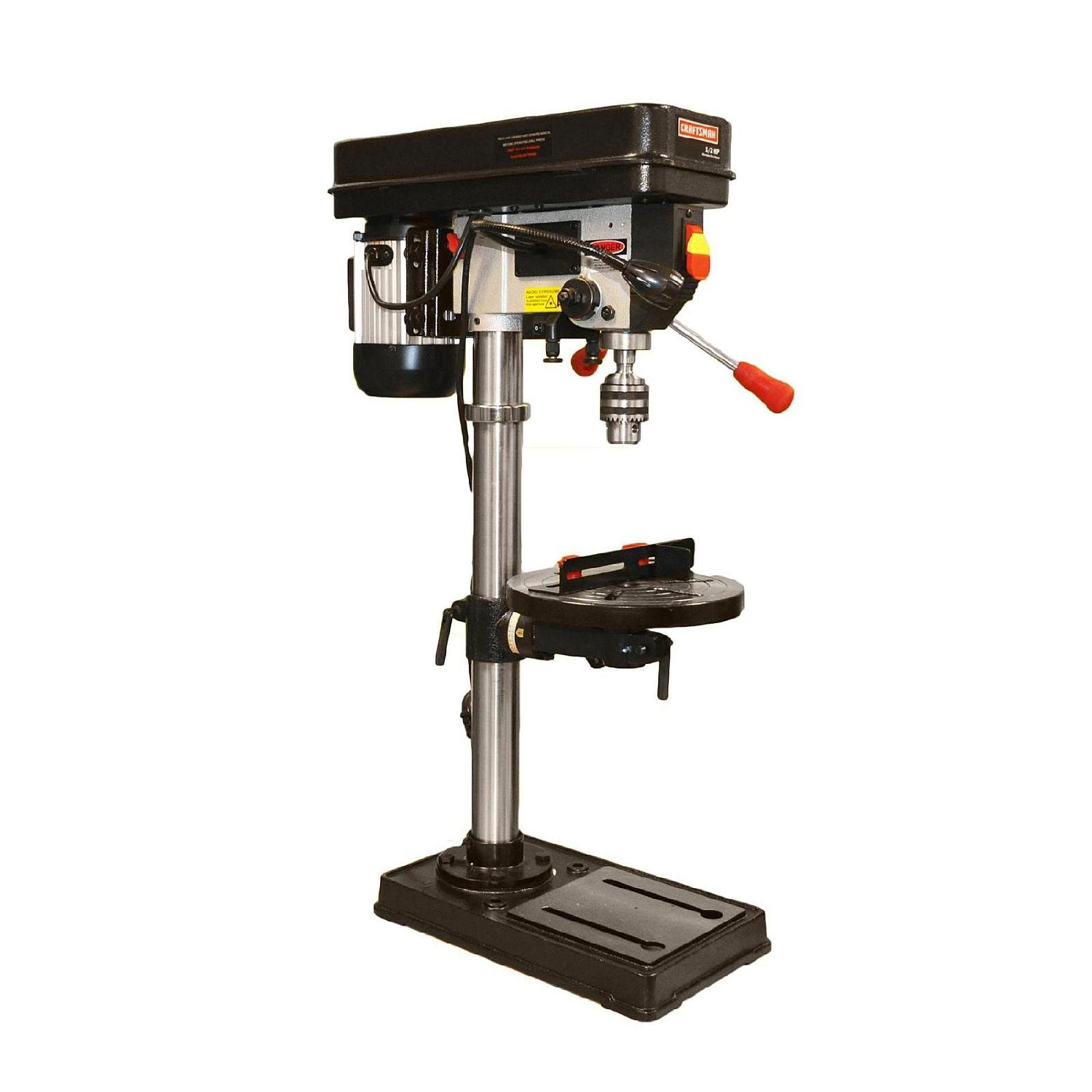 Craftsman 12 In Drill Press
