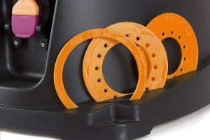 sturdy design of WEN sander
