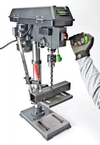 4.1 amp drill press by genesis