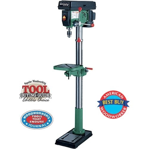 Grizzly G7944 12 drill press