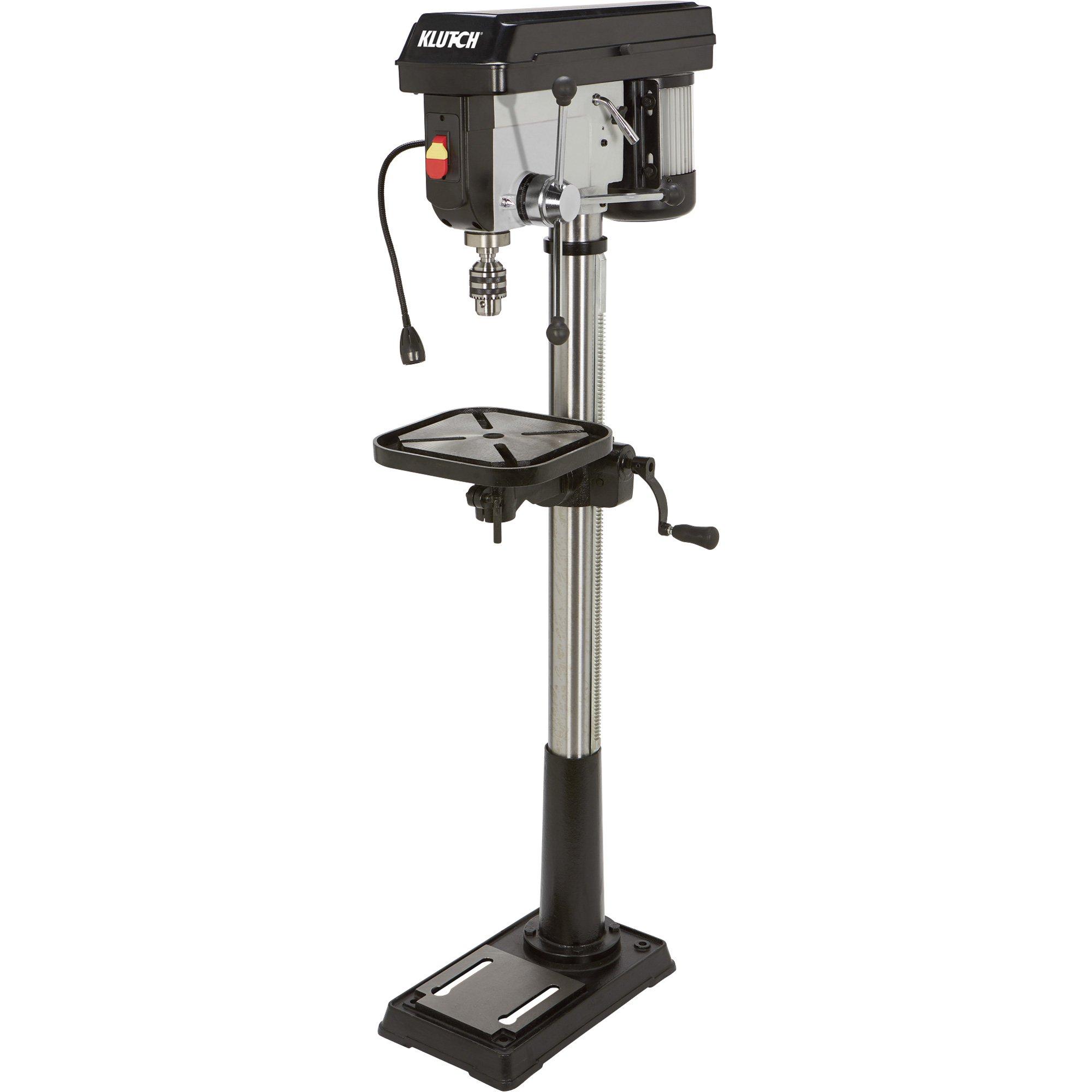 Klutch 13in. drill press
