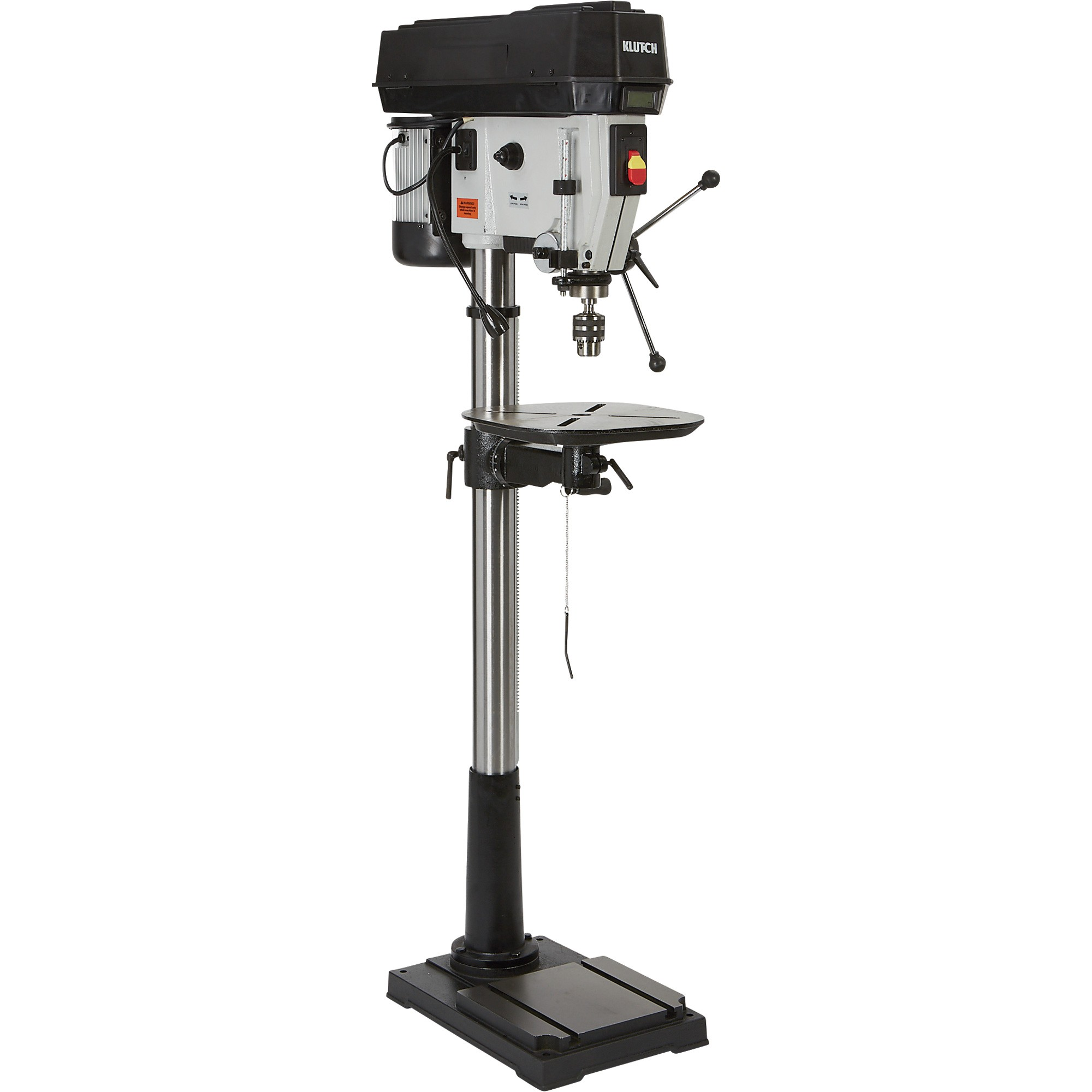 Klutch 14in. Floor drill press