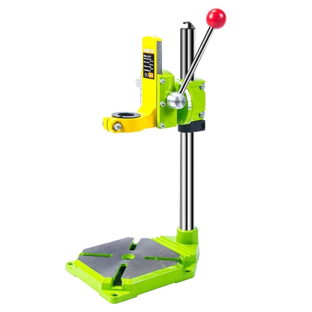 Amyamy Floor Drill Press Rotary Tool Workstation Drill