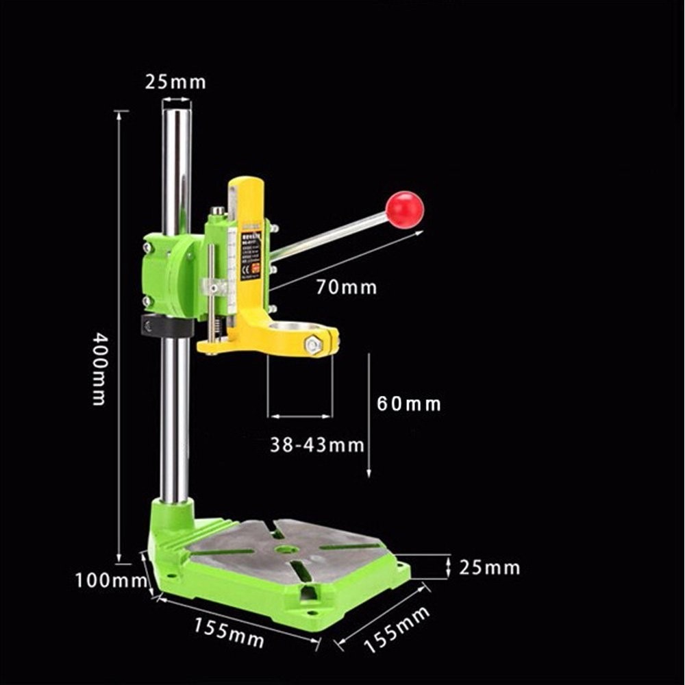 Lukcase Floor Drill Press Stand Table For Drill Workbench