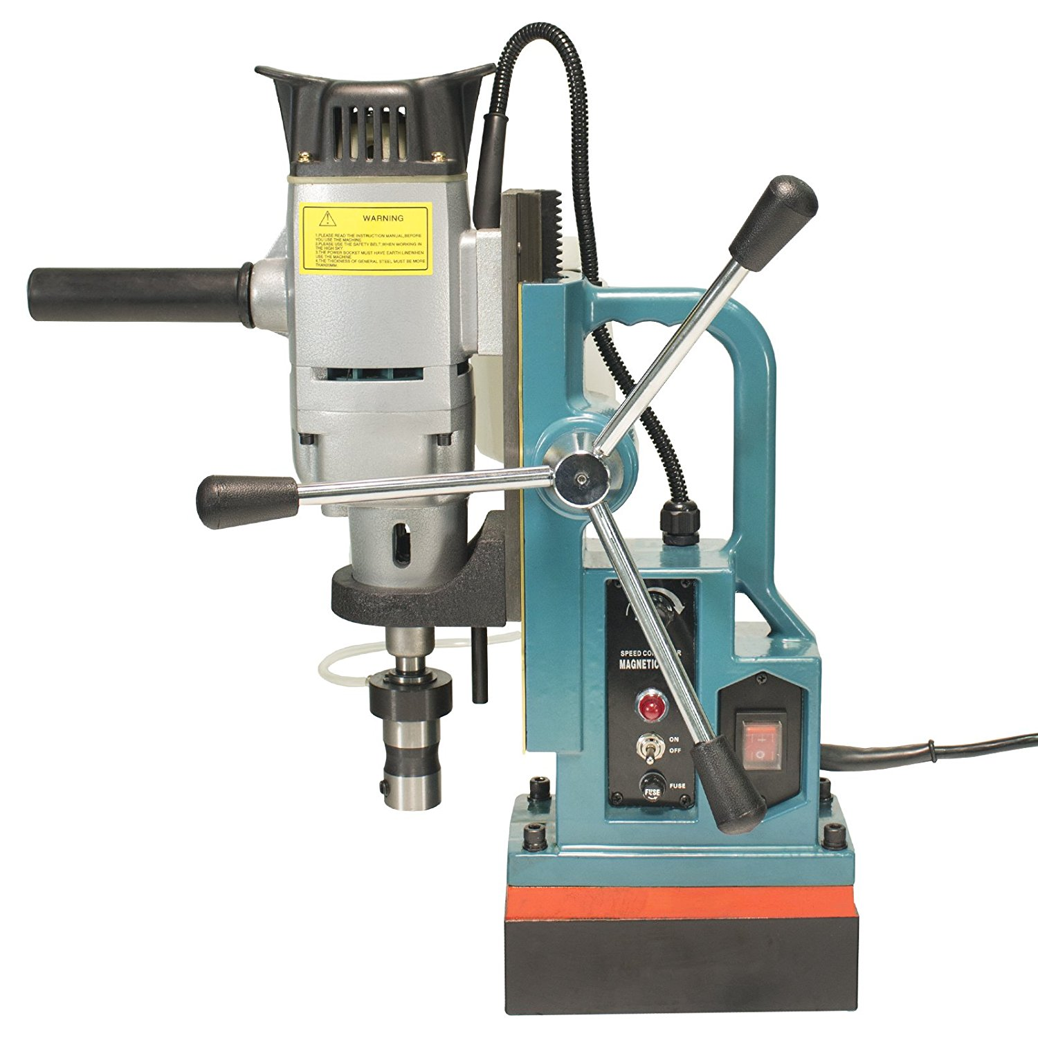 Steel drill press review