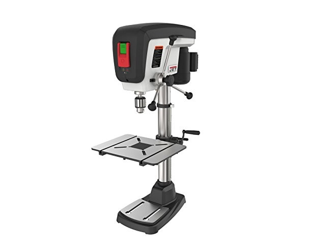 Jet 716200 Jdp 15b 15 Bench Drill Press