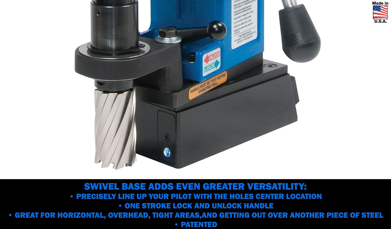 Hougen HMD904S 115-Volt drill press