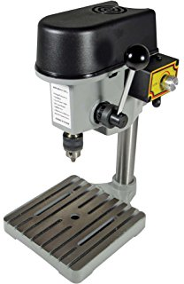 MicroLux drill press review