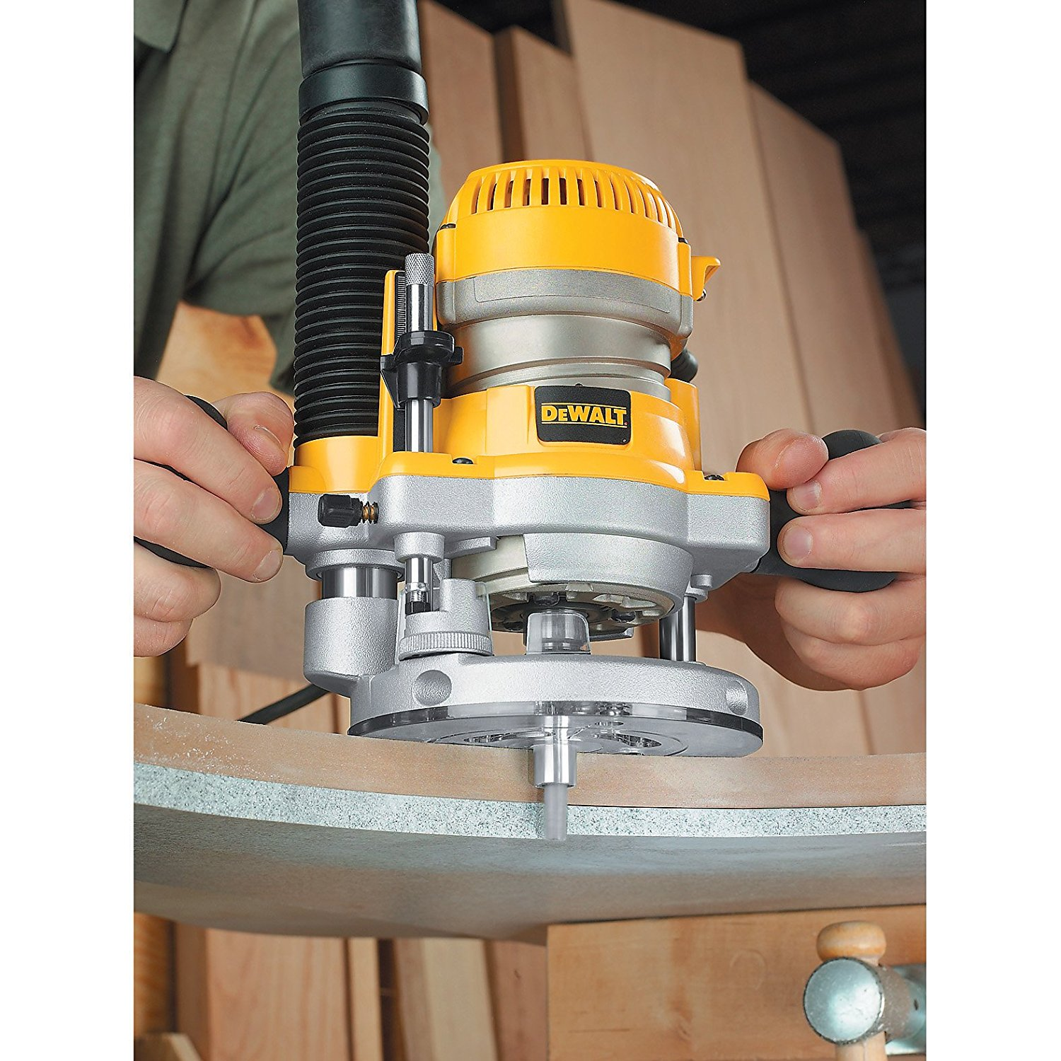 DEWALT drill press review