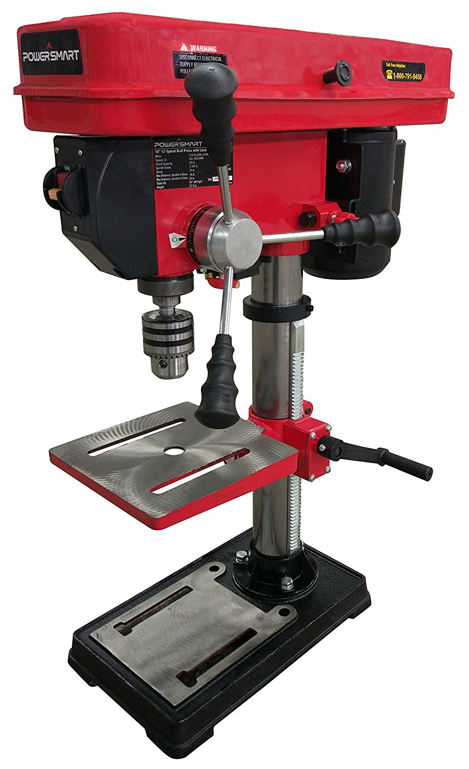 PowerSmart PS310 drill press
