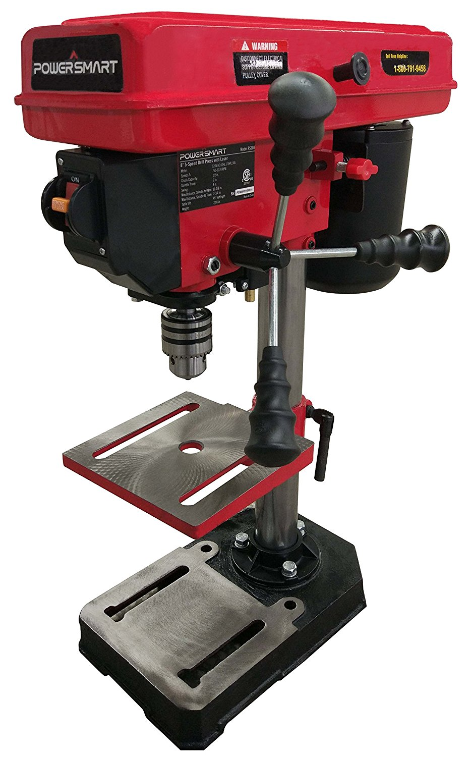 PowerSmart PS308 drill press
