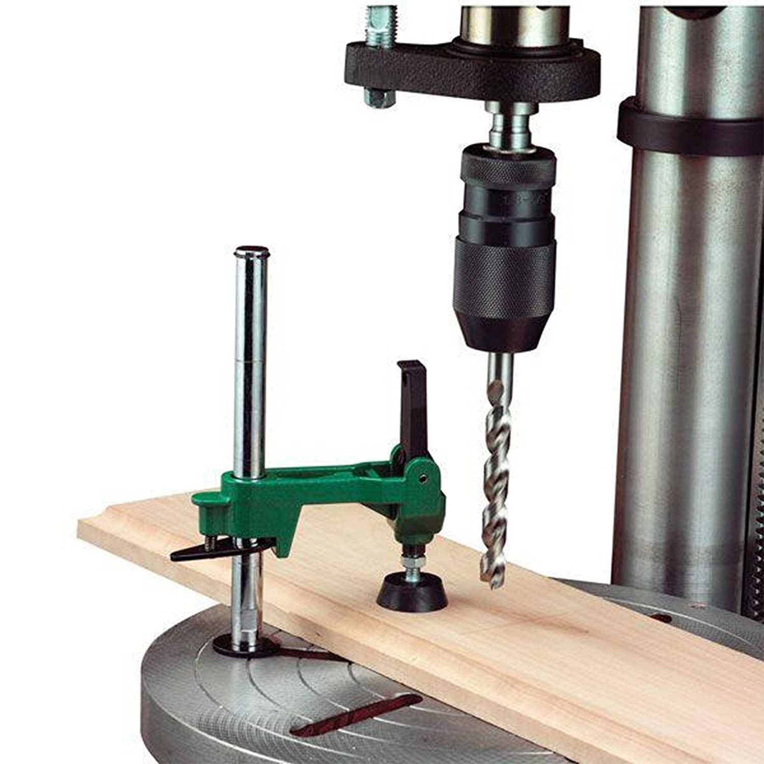 Quick Set drill press