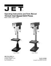 JET J-A5816 drill press