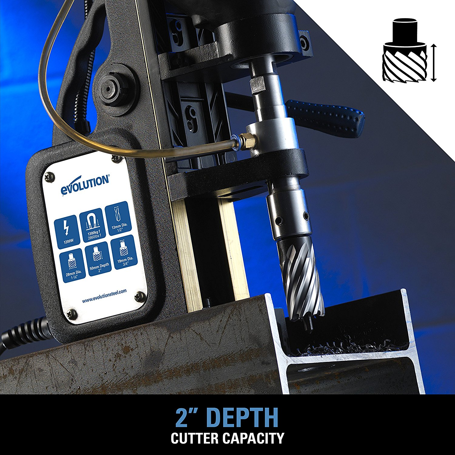 Evolution drill press review
