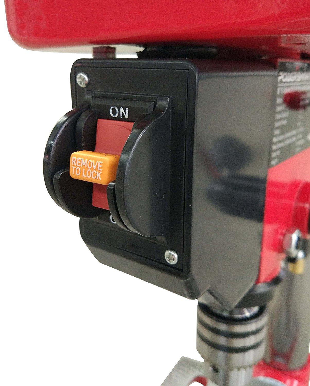 PowerSmart PS308 5-Speed drill press