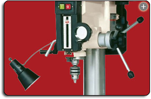 JET JMD-18 drill press