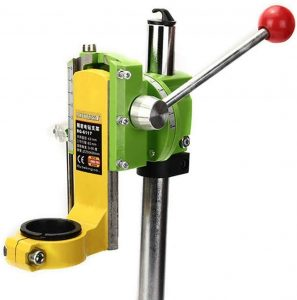comes with clamp for drilling collet