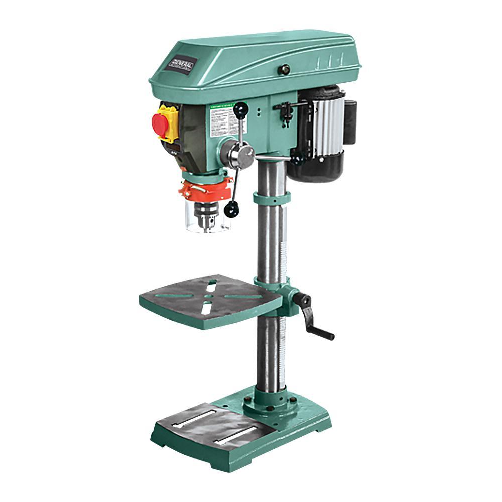General International 75-010 drill press