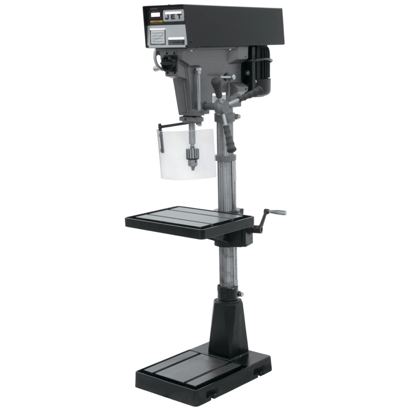 JET drill press review