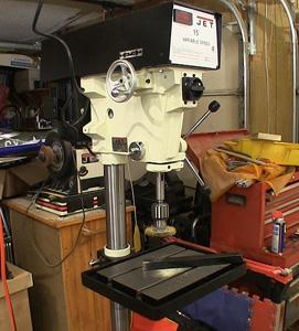 JET J-A5816 15-Inch drill press