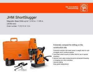 jhm shortslugger