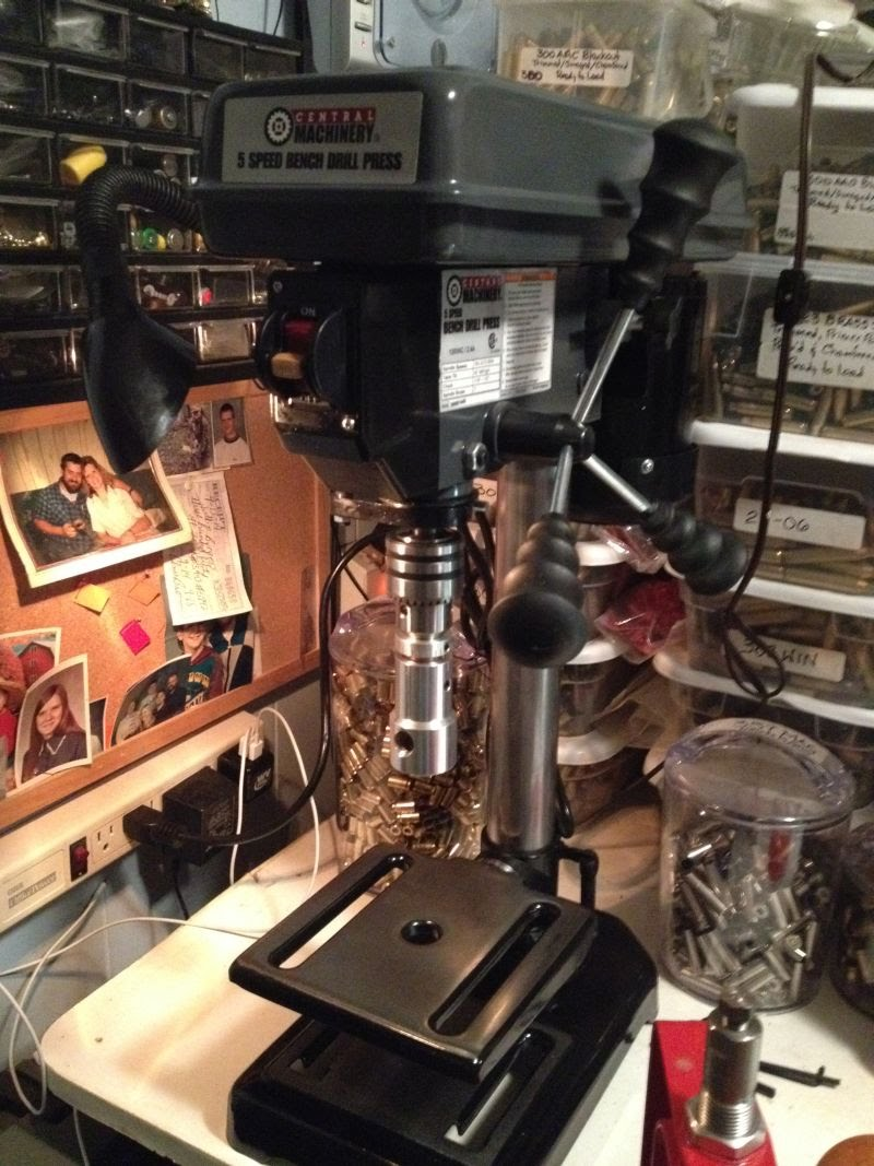 10 drill press