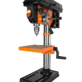 WEN 4210T Drill Press - Solid Base and Induction Motor