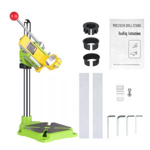 KKmoon High Precision Electric Power Drill Press